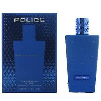 Choque policial en aroma para hombreeau de perfume spray 100 ml