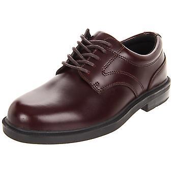 Deer Stags Men's Times S.U.P.R.O. Sock Plain-Toe Dress Comfort Oxford