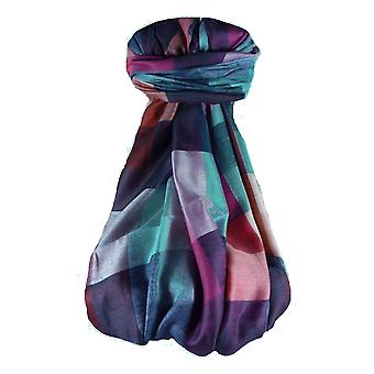 Mens Premium Silk Contemporary Scarf 5499 by Pashmina & Silk