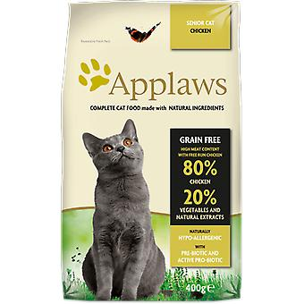 Applaws Food for Old Cats with Chicken (Cats , Cat Food , Dry Food)