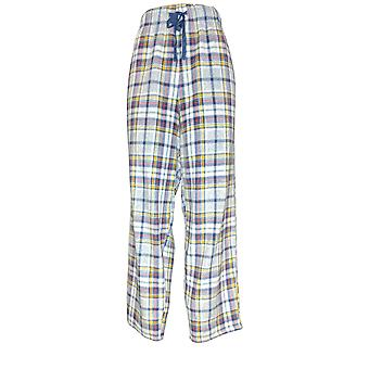 Cuddl Duds Women's Pajama Pants Fleecewear Stretch Novelty Gray A371296
