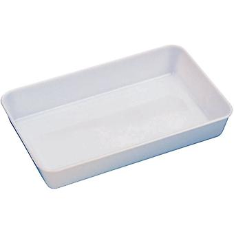 RVFM Work Tray 180 x 105mm White