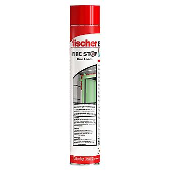 Fischer Fire Stop Gun Foam Cleaner