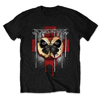 In this moment - rotten apple - mens t-shirt