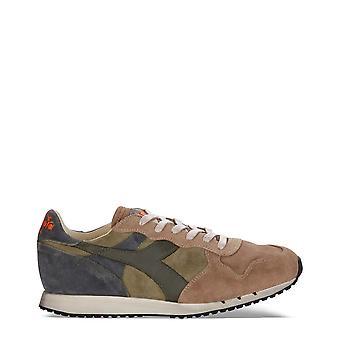 Diadora Heritage Original Men All Year Sneakers - Green Color 32316
