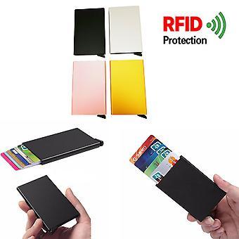 Smart Card Holder - 5 Card Seat - Rfid Safe