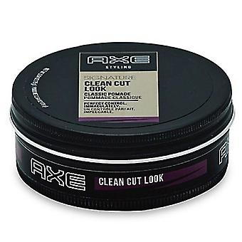 Axe signatur clean cut look, klassiske pomade, 2,64 oz