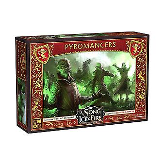 A Song of Ice and Fire Lannister Pyromancers Expansion Pack For Board Game