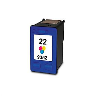 Recycled Ink Cartridge Inkoem M-H-22 XL Colour