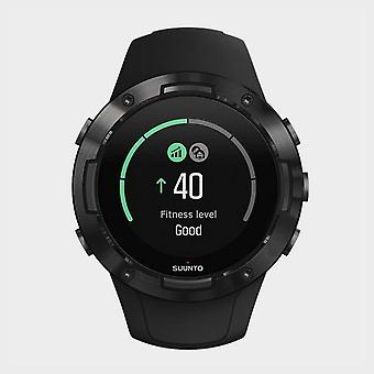 New Sunnto 5 All Black GPS Sport Watch