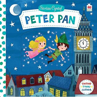 Cyfres Storiau Cyntaf Peter Pan by Campbell Books & Translated by Non Tudur