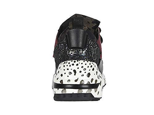Kinderen Steve Madden Meisjes JCLIFF Lederen Low Top Lace Up Fashion Sneaker mIC5hi