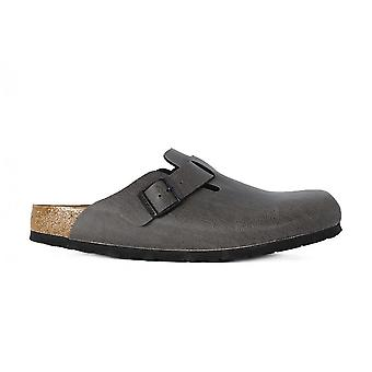 Birkenstock Boston Pull UP 1000305 universal summer men shoes