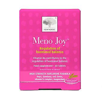 New Nordic Meno Joy Tablets 60 (NLF064)
