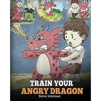 Train Your Angry Dragon - Teach Your Dragon To Be Patient. A Cute Chil