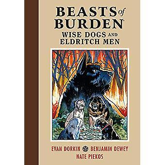 Beasts Of Burden - Wise Dogs And Eldritch Men by Evan Dorkin - 9781506