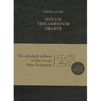 Novum Testamentum Graece-FL by German Bible Society - 9783438051554 B