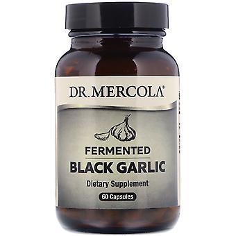 Ajo Negro Fermentado (60 Cápsulas) - Dr. Mercola