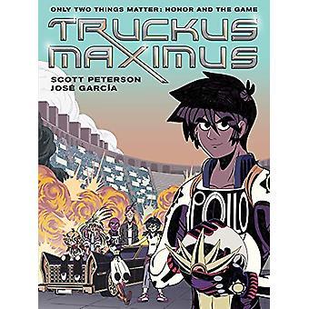 Truckus Maximus by Scott Peterson - 9781596438149 Book