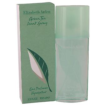Green Tea Eau Parfumee Scent Spray By Elizabeth Arden 3.4 oz Eau Parfumee Scent Spray