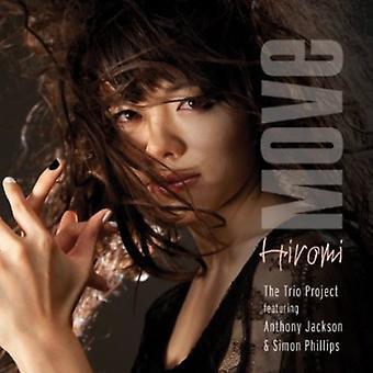 Hiromi - Move [CD] USA import