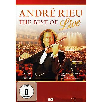 Andre Rieu - Best of Andre Rieu-Live [DVD] USA import