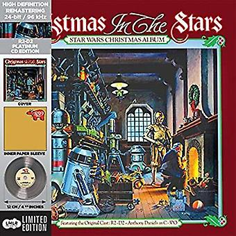 Meco - Star Wars Christmas Album - R2-D2 Platinium [CD] USA import