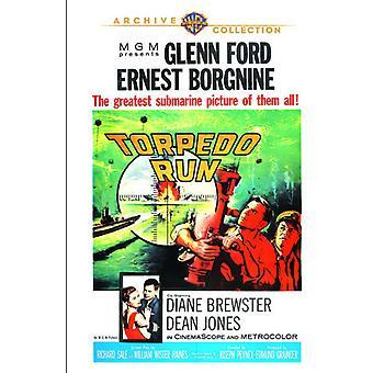 Torpedo Run [DVD] USA import