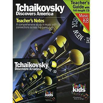 P.I. Tchaikovsky - Tchaikovsky Discovers America [CD] USA import