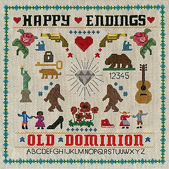 Old Dominion - Happy Endings [Vinyl] USA import