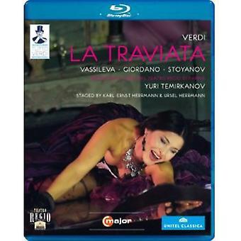 G. Verdi - La Traviata (Blu Ray) [BLU-RAY] USA import