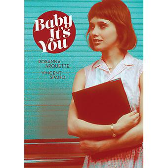 Baby It's You [DVD] USA import