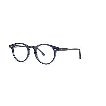 Cutler and Gross 0710/2 CNB Classic Navy Blue Glasses