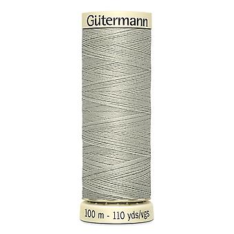 Gutermann Sew-all 100% Polyester Thread 100m Hand and Machine Colour Code  - 633