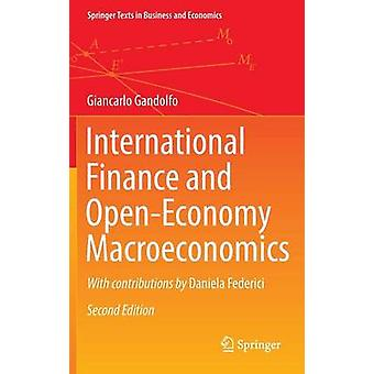 International Finance and OpenEconomy Macroeconomics by Gandolfo & Giancarlo