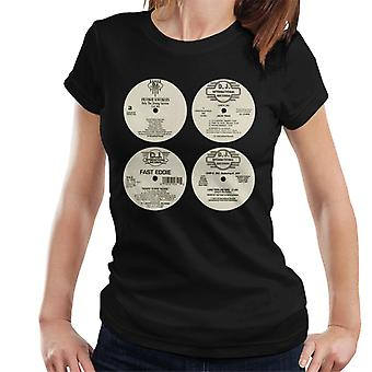 DJ International Classic Records Women's T-Shirt