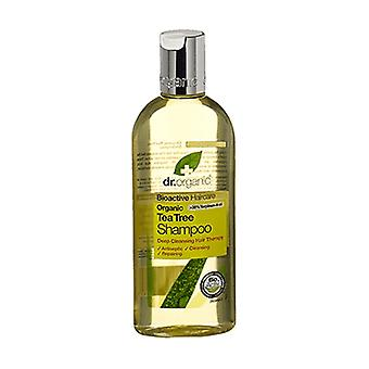 Tea Tree Shampoo 265 ml of gel