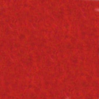 Stamperia Felt Sheet Bright Red