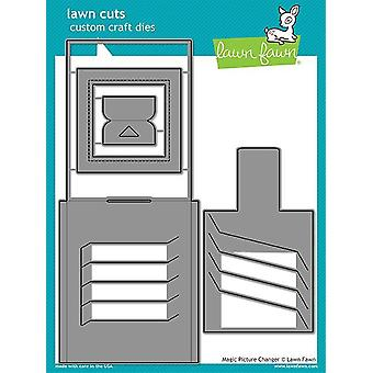 Lawn Fawn Magic Picture Changer stirbt