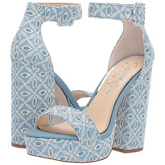 Jessica Simpson Women's Caiya Heeled Sandal