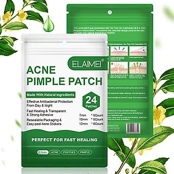 Acne Pimple Patch Remover - Osynlig Acne Stickers Behandling Hudvård