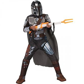 Star Wars The Mandalorian Berskar Child Costume