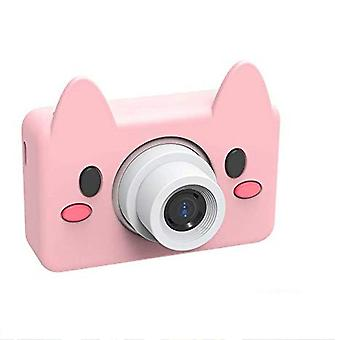 Children's-camera Products-girly Blinds Pink-pig Digital Video Hd-camera Digital Video Camera Simple To Operate