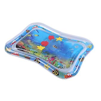 Summer Inflatable Water Mat For Babies, Safety Cushion Ice Mat - Early