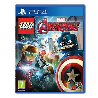 LEGO Marvel Avengers PS4 spil