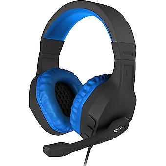 Genesis Gaming Stereo Headset Argon 200 For PC - Blue/Black