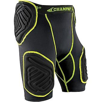 Champro Men Bull Rush Sport Bottom 5-Pad Girdle