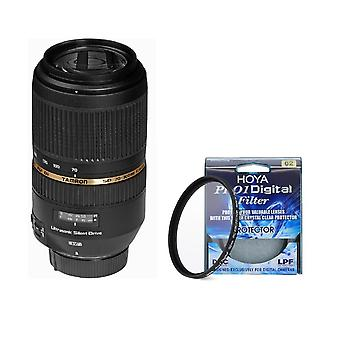 TAMRON SP 70-300mm F4-5.6 Di VC USD (A005E) Canon + HOYA 62mm PRO 1D Protector