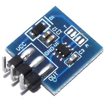 Módulo do sensor de toque capacitivo TTP223 tecnologia LC