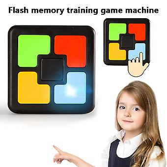 Children's Educational Game Machine, Flash Memory Training One-hand Console